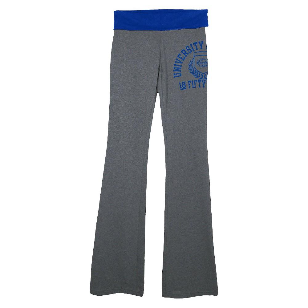 Florida Gators Juniors Yoga Gray XL, Women's
