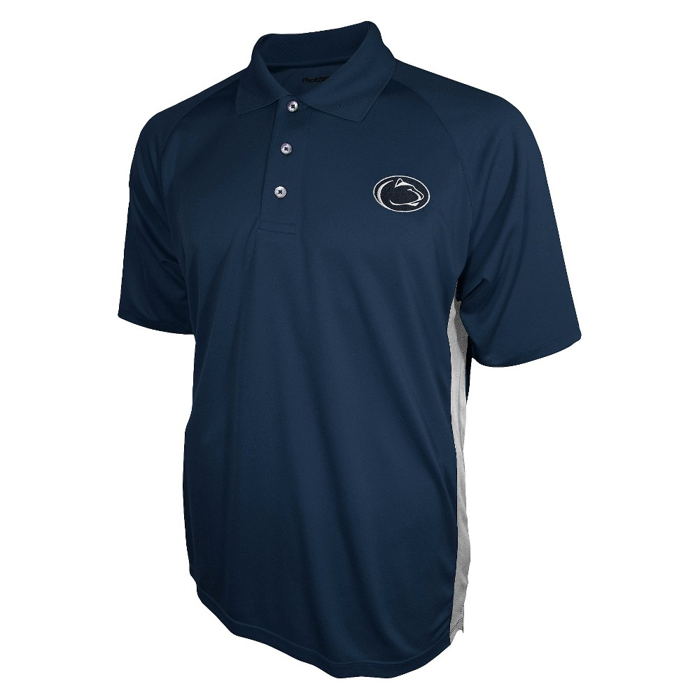 Penn State Nittany Lions Mens 3 Button Navy (Blue) S