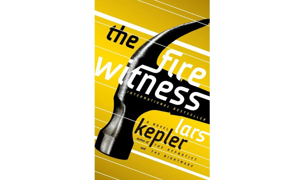 Fire Witness (Hardcover) (Lars Kepler)