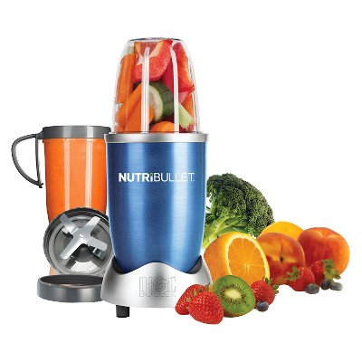 NutriBullet by Magic Bullet 8pc - Blue