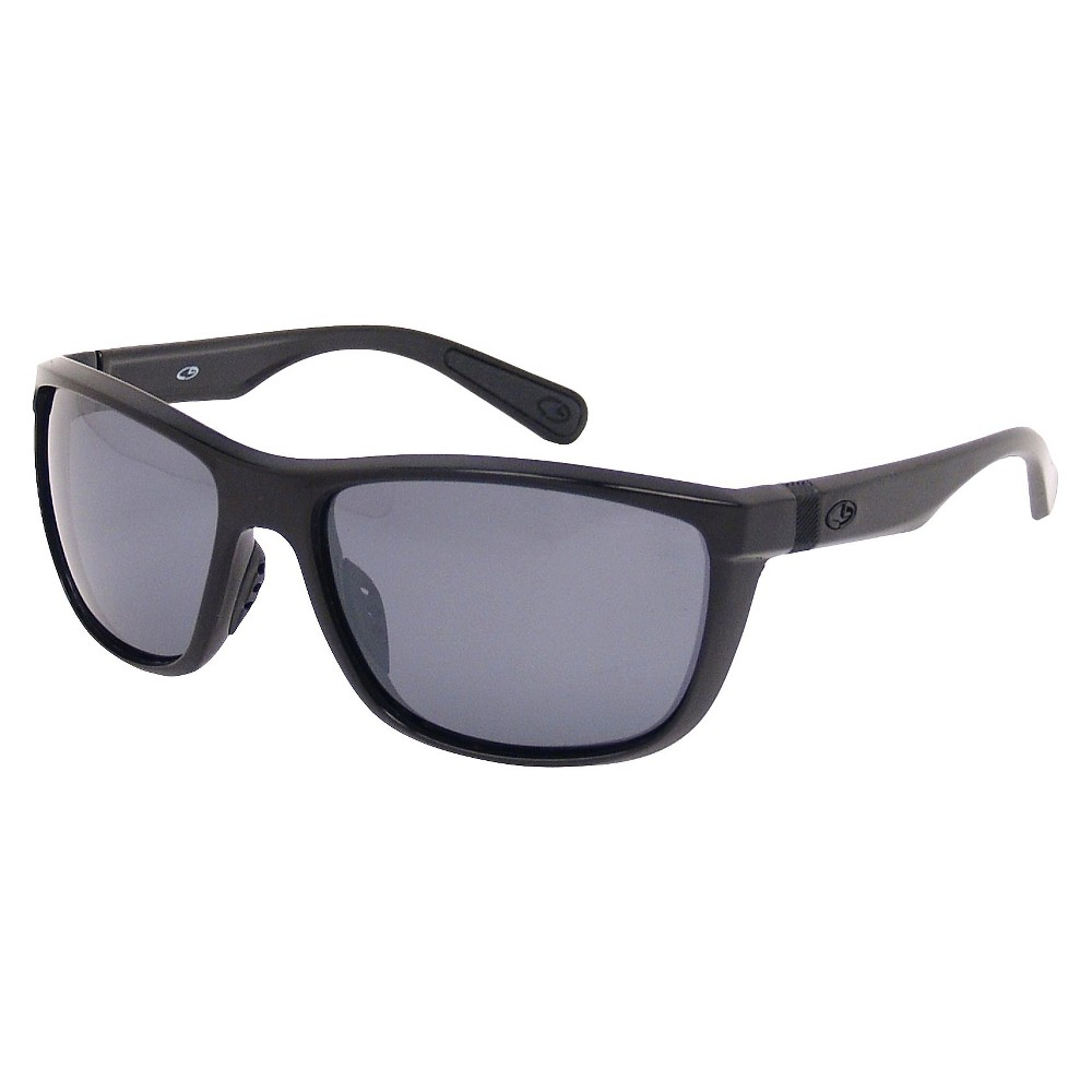 Mens Rectangle Shaped Sunglasses - C9 Champion Gray One Size, Grey