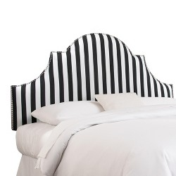 Canopy High Arch Nail Button Headboard Collection - Skyline Furniture®
