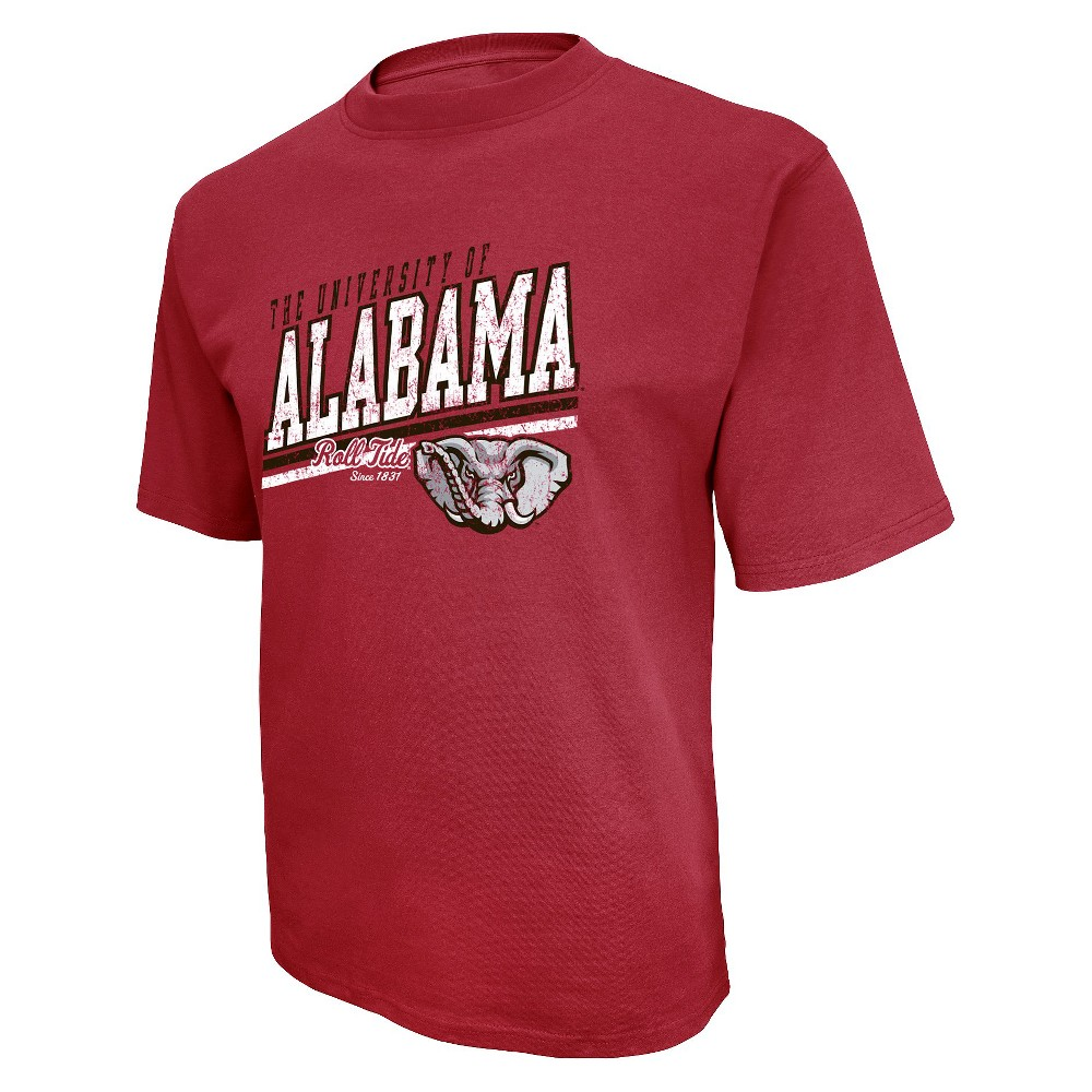 Alabama Crimson Tide Mens Short Red M