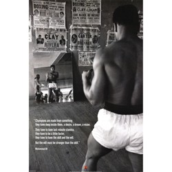 Art.com - Muhammad Ali, Gym