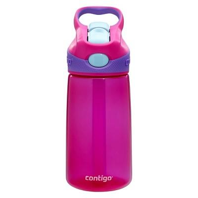 Contigo® AUTOSPOUT® Kids Striker Water Bottle - Pink (14 oz)