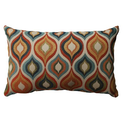 Jewel Flicker Lumbar Throw Pillow 11.5 x18.5  - Pillow Perfect®