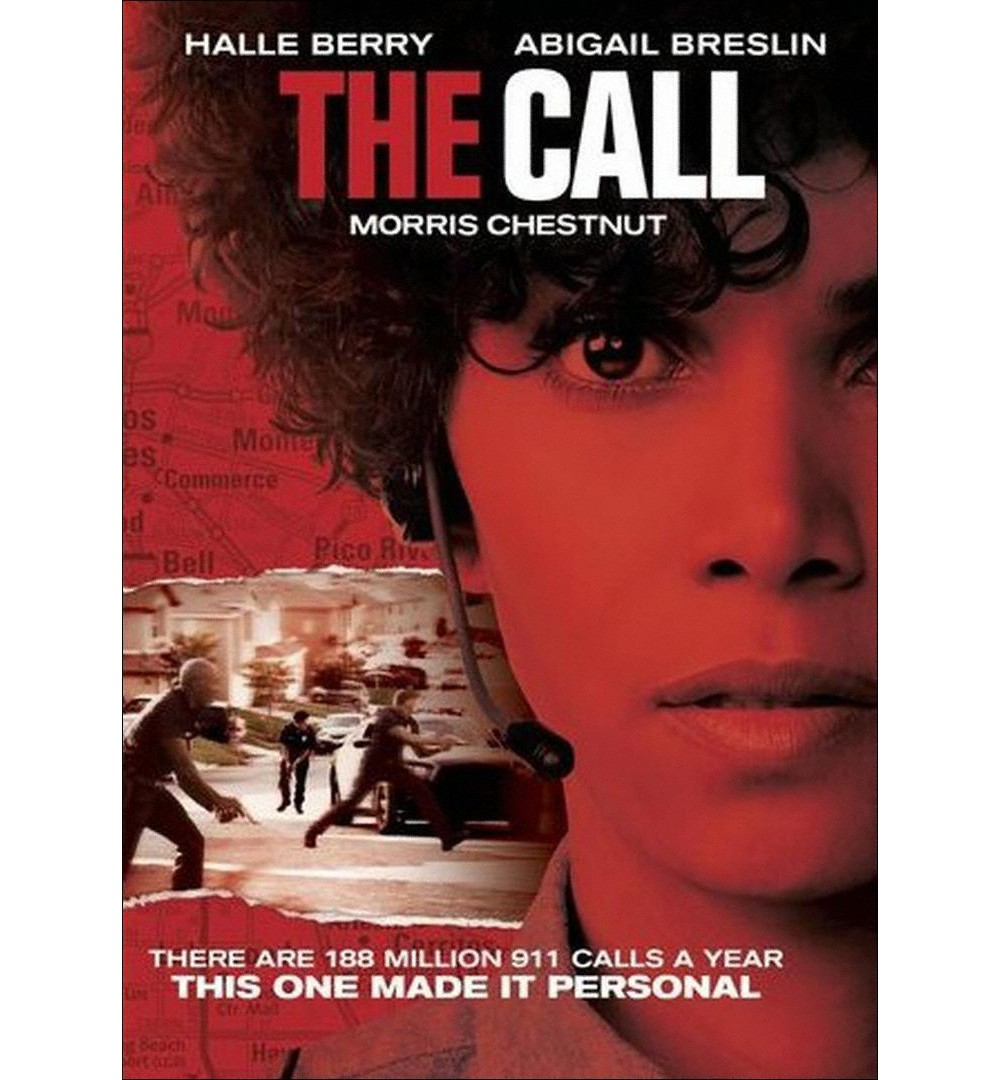 The Call (Includes Digital Copy) (UltraViolet) (dvd_video)