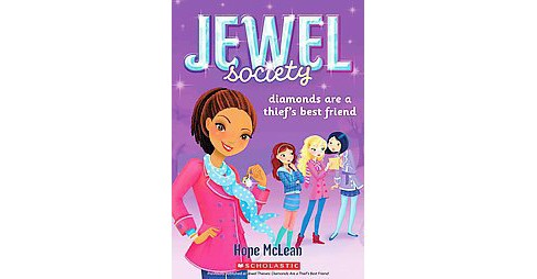 Diamonds Are a Thief's Best Friend (Reprint) (Paperback) (Hope McLean) - image 1 of 1