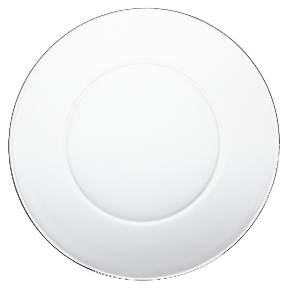 Anchor Hocking Glass Dinner Plate Presence Set of 4