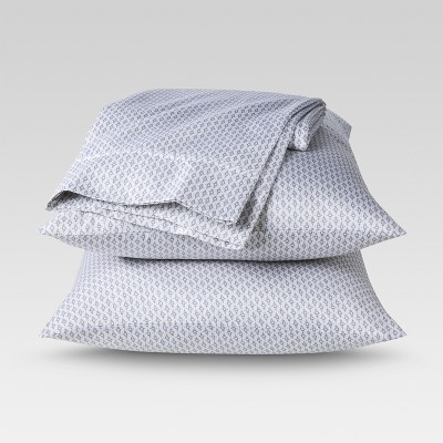Performance Sheet Set (King)Gray 400 Thread Count - Threshold™