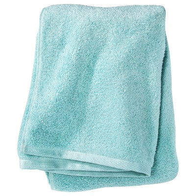 Fast Dry Bath Towel Seafoam Green - Room Essentials™