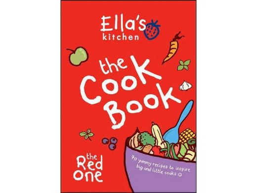 Ella S Kitchen The Cookbook Hardcover Target