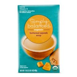 Butternut Squash Soup 17.3oz - Simply Balanced™