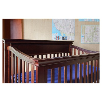 Million Dollar Baby Classic Foothill 4 In 1 Convertible Crib With Toddler  Rail