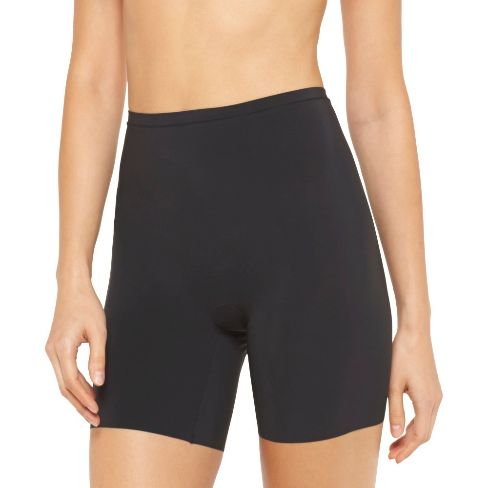 Maidenform Self Expressions Womens Body Con Shorty 228 - Black S