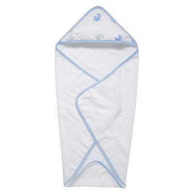 aden by aden + anais hooded towel, jungle jive - elephant