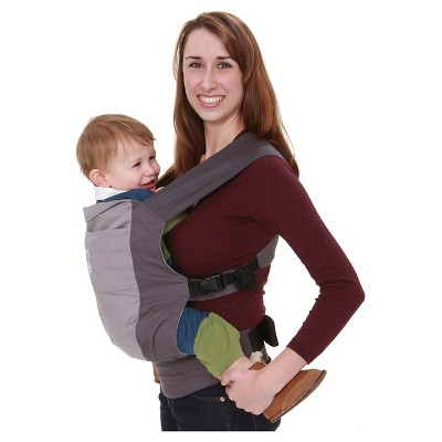 Moby® Go Wrap Original Baby Carrier - Gray