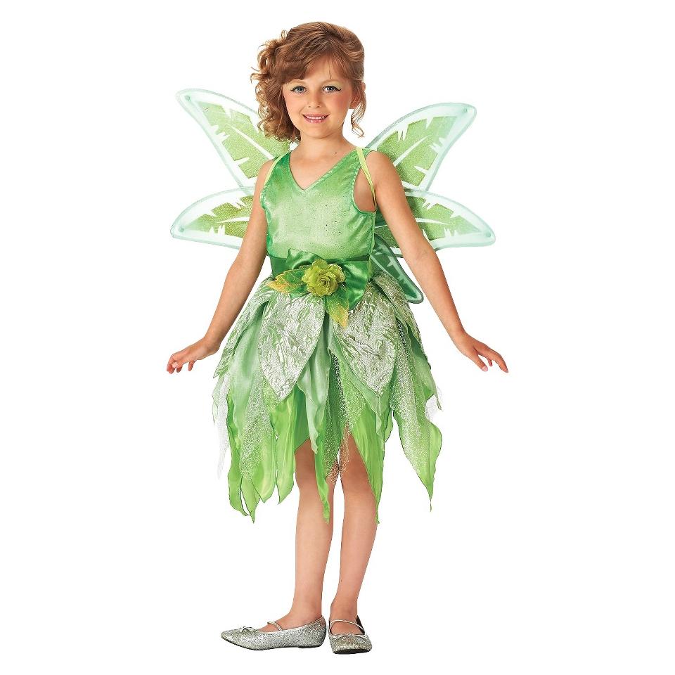 Toddler/Girls Tinker Fairy Costume
