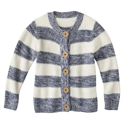Genuine Kids from OshKosh ™ Infant Toddler Girls' Caridgan - Blue 12 M