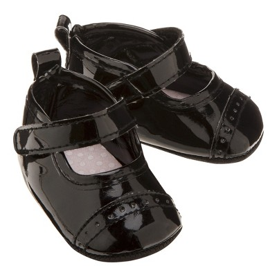 JUST ONE YOU Black NBG Patent Leather MJ - NB