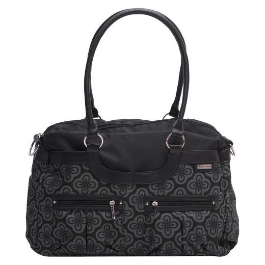 jj cole satchel diaper bag charcoal infinity target. Black Bedroom Furniture Sets. Home Design Ideas