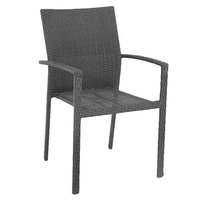 southcrest wicker dining chair threshold