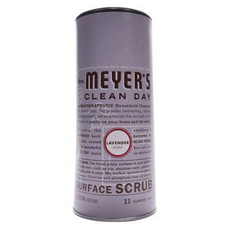 Mrs. Meyers Clean Day Surface Scrub, Lavender, 11 fl oz
