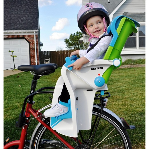 Kettler Flipper Child Carrier Bike Seat Target