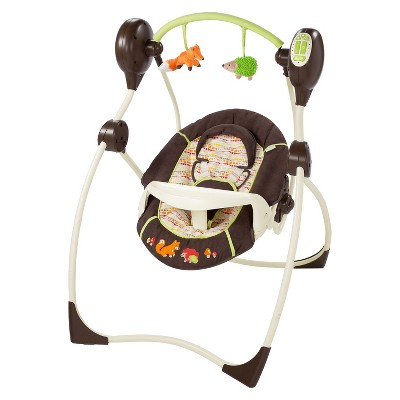 Summer Infant® Sweet Sleep Musical Swing - Fox and Friends