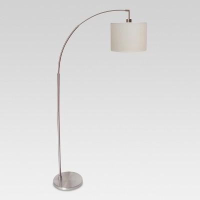 arc floor lamp includes cfl bulb project 62