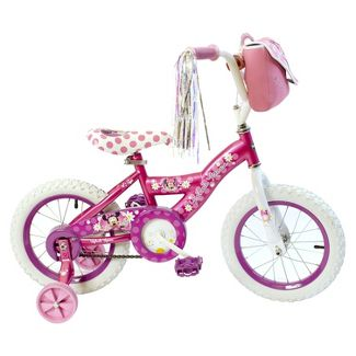 Huffy Disney Minnie Mouse 12u0022 Kids Bike - Pink