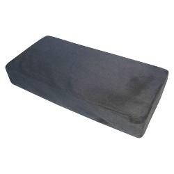 Trillium Foam Console Large Cushion - Gray