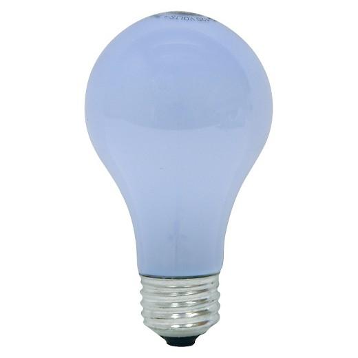 Ge Reveal 40 Watt Long Life Energy Efficient Halogen Light Bulb 3 Pack Frosted Target