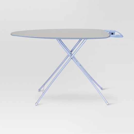 Wide Top Ironing Board - Brown Linen - Threshold™ : Target : wide ironing board for quilting - Adamdwight.com