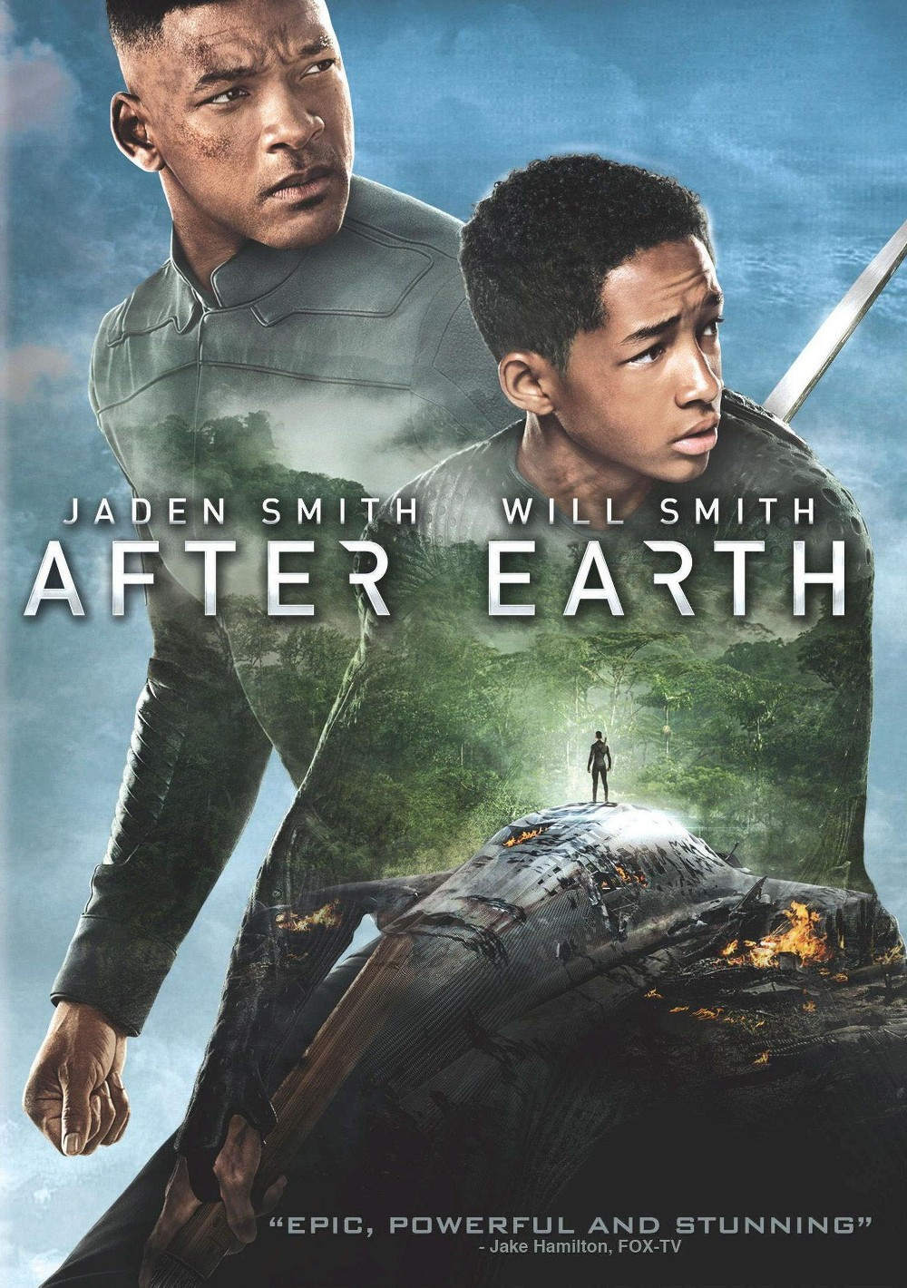 After Earth (Includes Digital Copy) (UltraViolet) (dvd_video)