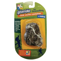 Brand 44 Geomate Geocaching Rock Cache Container