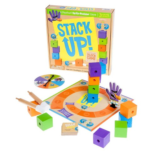 Stack Up! Board Game - image 1 of 3