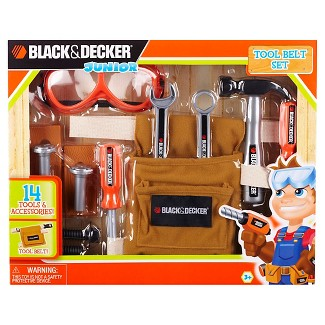 BLACK+DECKER™ Junior Tool Belt Set