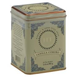 Harney & Sons Vanilla Comoro Decaffeinated Black Tea - 20ct