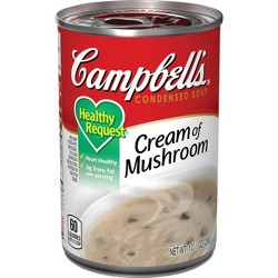 Campbell's® Condensed Healthy Request® Cream of Mushroom Soup 10.5 oz