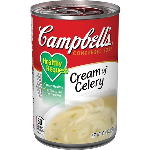 Campbell's Healthy Request Cream of Celery Condensed Soup - 10.75oz - image 1 of 5
