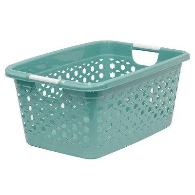 Home Logic Laundry Basket - Teal