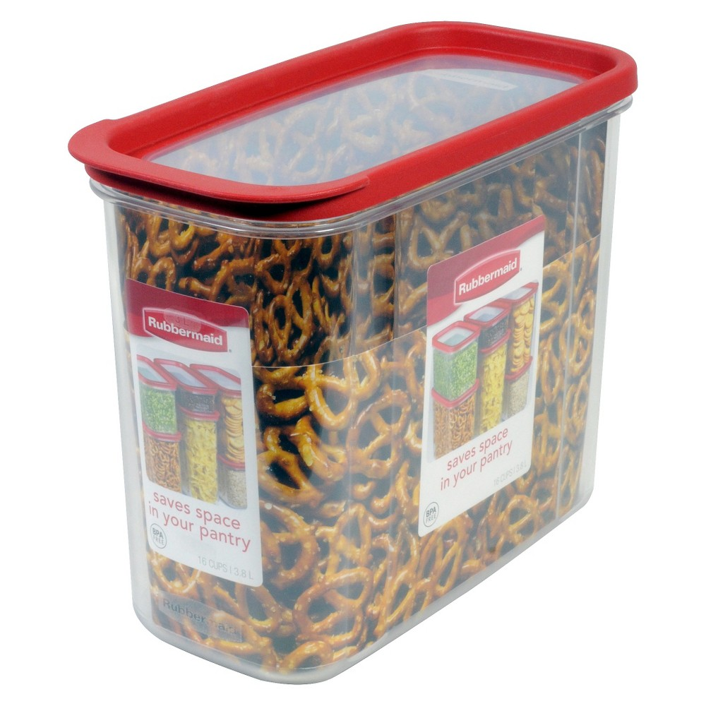 Rubbermaid 16 Cup Premium Food Canister, None