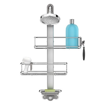 Adjustable Shower Caddy Simplehuman Studio