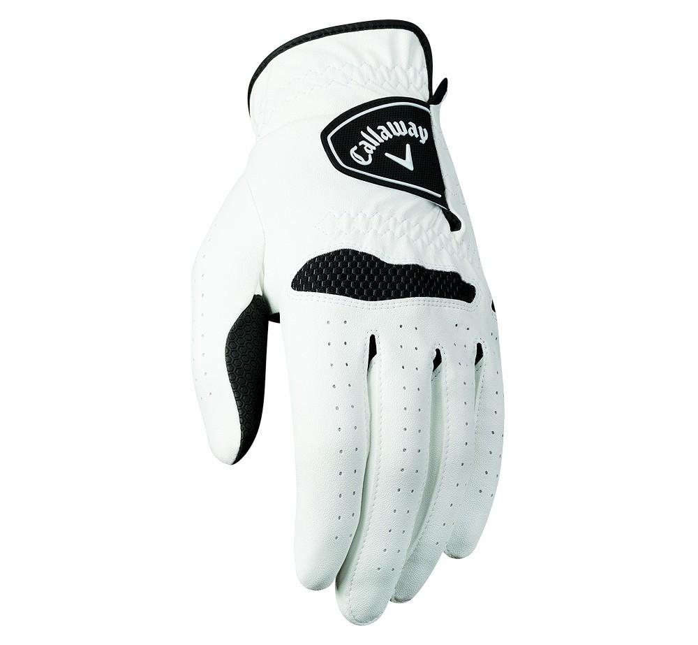 Callaway Xtreme 365 L Golf Glove - White, Multicolored