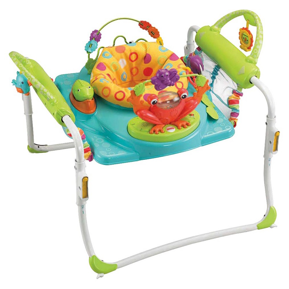 Fisher-Price First Steps Jumperoo, Multi-Colored