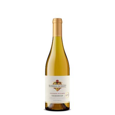 Kendall-Jackson Vintner's Reserve® Chardonnay - 750mL Bottle