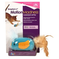 SmartyKat Motion Madness Motorized Cat Toy