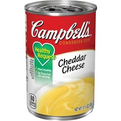 Campbell's® Condensed Healthy Request® Cheddar Cheese Soup 10.75 oz