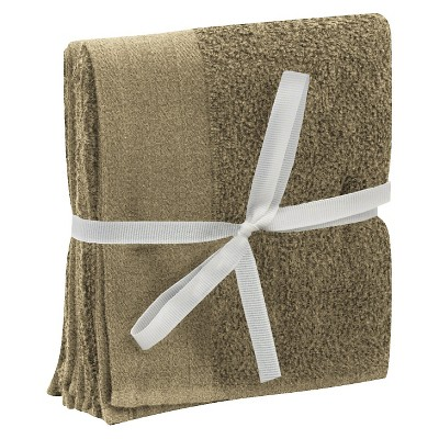 Hand Towel Set 2pk Chatham Tan - Room Essentials™